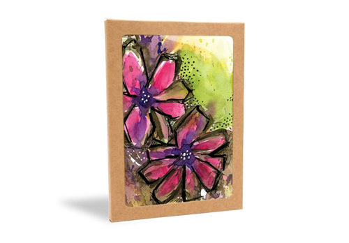 Floral Designs Note Cards